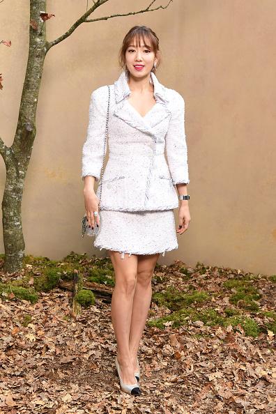 Pascal Le Segretain「Chanel : Photocall - Paris Fashion Week Womenswear Fall/Winter 2018/2019」:写真・画像(17)[壁紙.com]