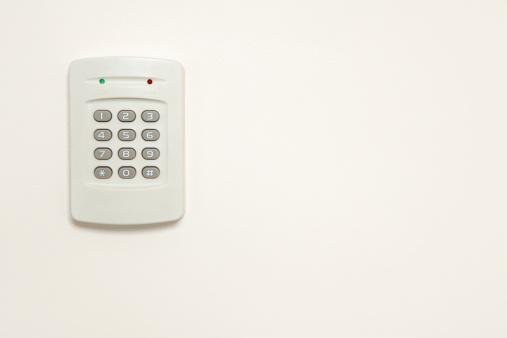 Security「Alarm Keypad」:スマホ壁紙(10)