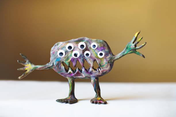 Clay Monster:スマホ壁紙(壁紙.com)