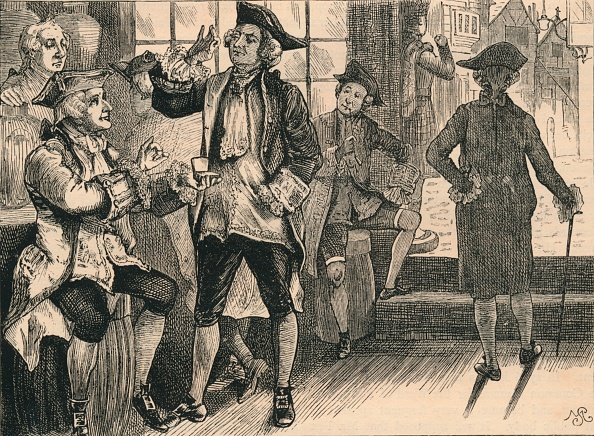 18th Century Style「Group At Hardhams Tobacco Shop C」:写真・画像(19)[壁紙.com]