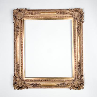 Square「Orante picture frame on black background」:スマホ壁紙(18)
