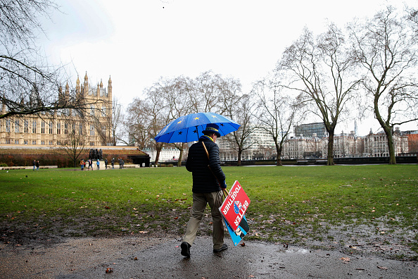 Brexit「Anti-Brexit Movement Loses Steam As Withdrawal Bill Seems Sure To Pass」:写真・画像(0)[壁紙.com]