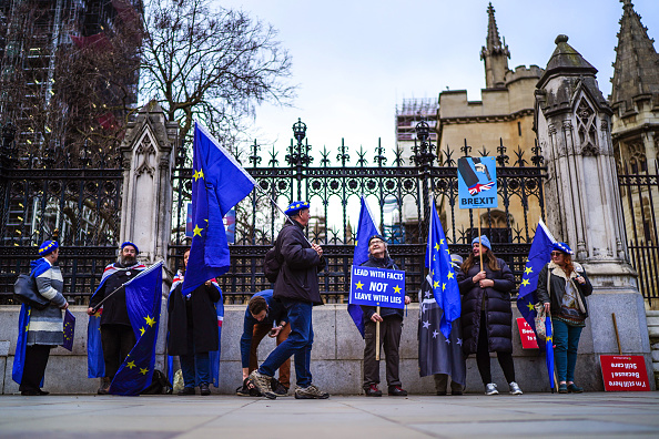 Brexit「MPs To Vote On Brexit Withdrawal Bill」:写真・画像(7)[壁紙.com]