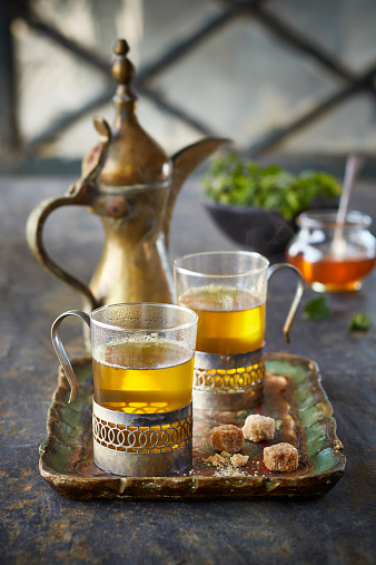 Teapot「Moroccan mint tea」:スマホ壁紙(3)