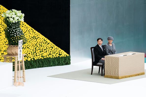 Surrendering「Japan Marks 74 Years After The Surrender Of World War II」:写真・画像(6)[壁紙.com]