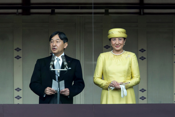 Emperor Naruhito「Emperor Naruhito Makes First Official Public Appearance Since Coronation」:写真・画像(16)[壁紙.com]