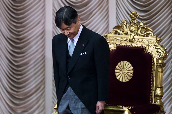 Japanese Royalty「Japanese Emperor Naruhito Opens The National Diet Session」:写真・画像(19)[壁紙.com]