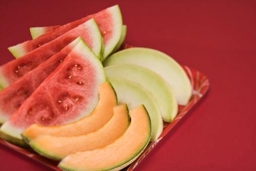 スイカ「Honeydew with watermelon and cantaloupe」:スマホ壁紙(2)