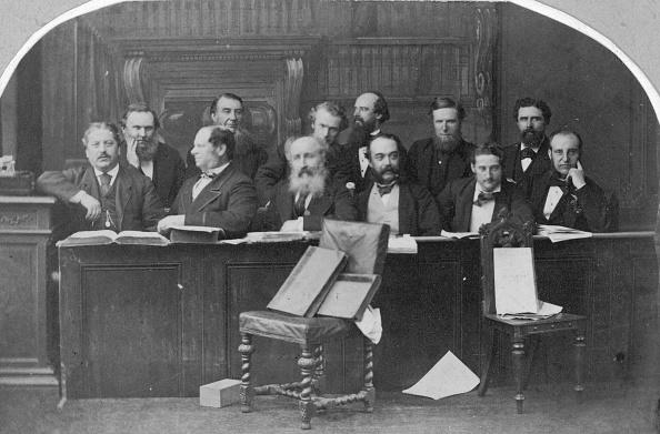 Juror - Law「Tichborne Jury」:写真・画像(7)[壁紙.com]