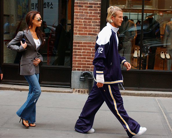 Spice「David And Victoria Beckham In Downtown New York」:写真・画像(7)[壁紙.com]