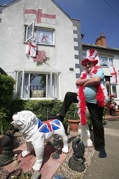 Patriotism「England Gripped By World Cup Fever」:写真・画像(14)[壁紙.com]