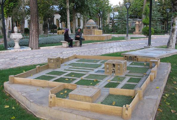 Bench「Park In Tehran」:写真・画像(3)[壁紙.com]