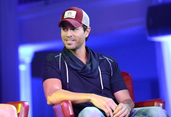 Enrique Iglesias - Singer「Atlantico Rum Celebrates The Upcoming Enrique Iglesias, Jennifer Lopez And Wisin & Yandel Tour」:写真・画像(18)[壁紙.com]