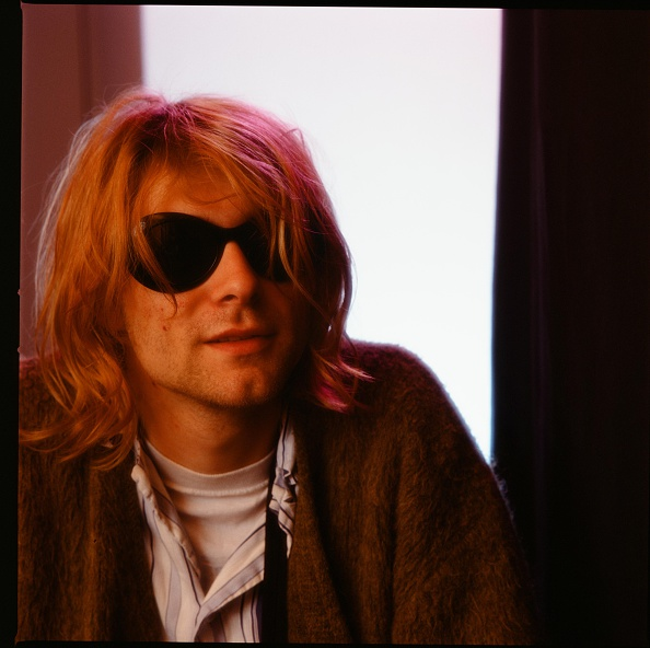 Music「Nirvana Kurt Cobain At The Hotel」:写真・画像(10)[壁紙.com]