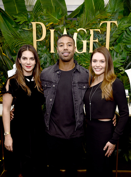Elizabeth Olsen「Piaget Celebrates Independent Film with The Art of Elysium」:写真・画像(0)[壁紙.com]