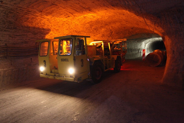 Particle「Gorleben Probed As Permanent Nuclear Waste Storage Site」:写真・画像(11)[壁紙.com]