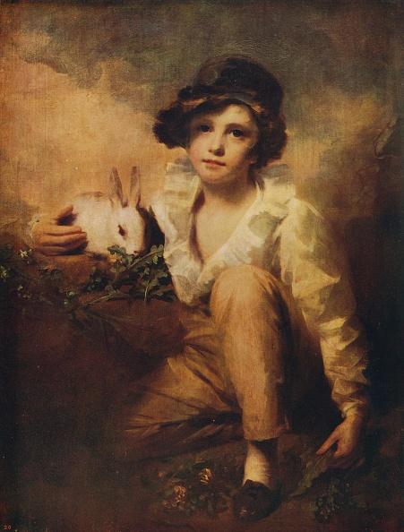 葉・植物「Boy And Rabbit」:写真・画像(3)[壁紙.com]