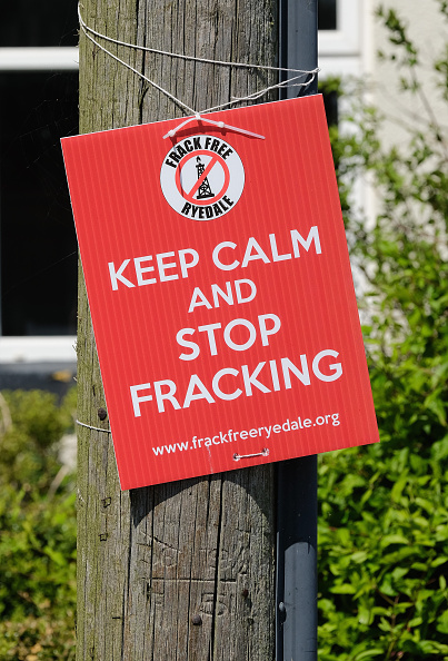 Shale「Application Approved To Frack Existing Gas Site In Ryedale」:写真・画像(6)[壁紙.com]