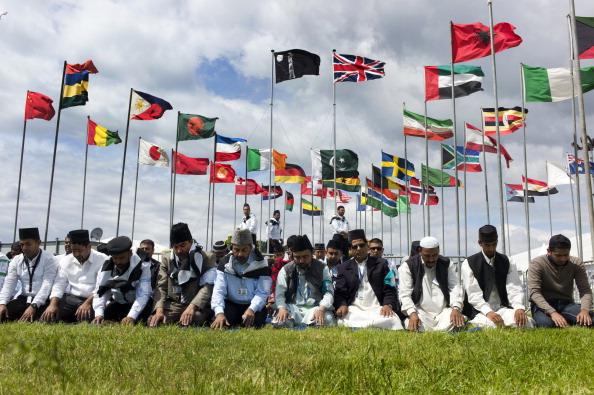 Tom Stoddart Archive「Ahmadiyya Convention」:写真・画像(7)[壁紙.com]