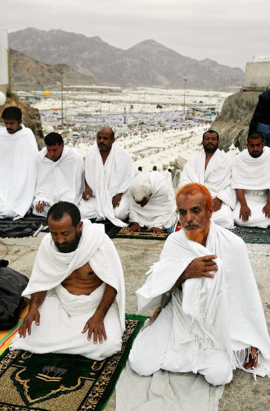 Front View「Muslim Pilgrimage To Mecca」:写真・画像(6)[壁紙.com]