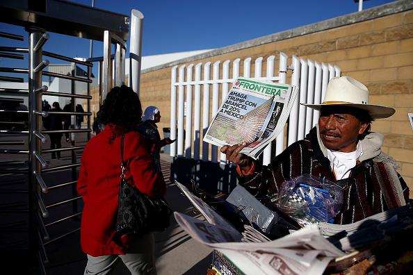 Baja California Peninsula「Trump Vows To Build Border Wall Between Mexico And The U.S.」:写真・画像(18)[壁紙.com]
