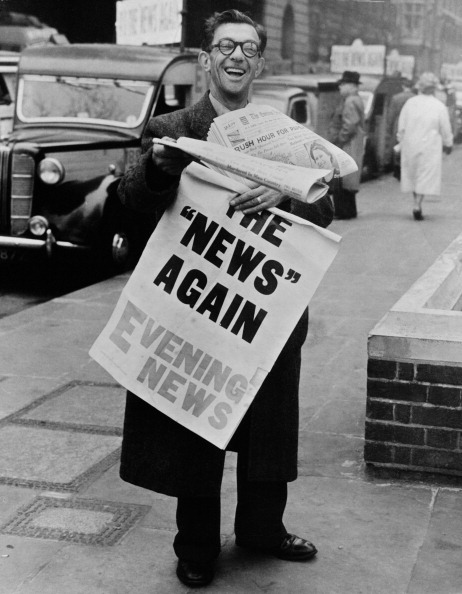 Express Newspapers「The News Again」:写真・画像(2)[壁紙.com]