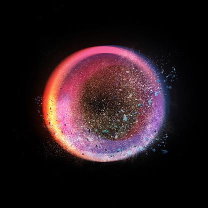 Glitter「Digital image」:スマホ壁紙(9)