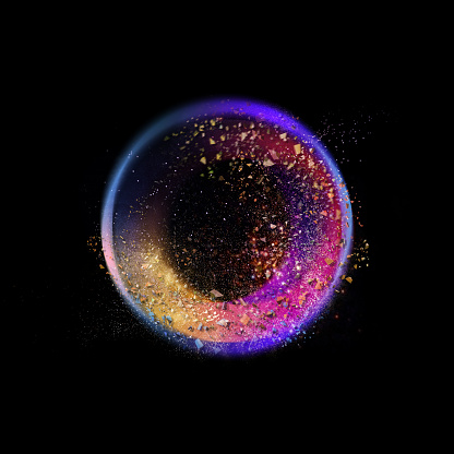 Glitter「Digital image」:スマホ壁紙(2)