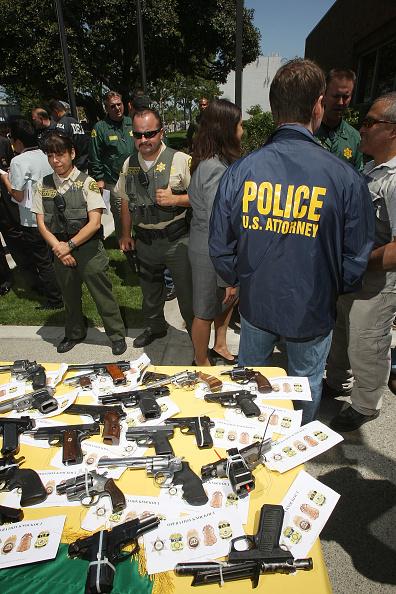 Aggression「Law Enforcement Officials Announce Large Scale Drug Bust」:写真・画像(13)[壁紙.com]