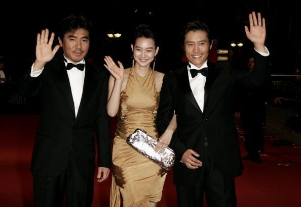 "Lee Min「Cannes - ""Dal Kom Han In-Saeng"" Screening」:写真・画像(10)[壁紙.com]"
