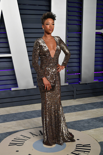 Gold Purse「2019 Vanity Fair Oscar Party Hosted By Radhika Jones - Arrivals」:写真・画像(7)[壁紙.com]