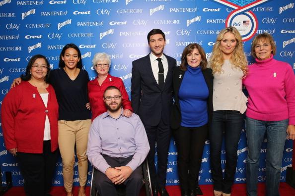 Evan Lysacek「P&G Kicks-Off The 2014 Sochi Olympic Winter Games 'Thank You, Mom' Campaign With A Screening Of Their 'Raising An Olympian' Films」:写真・画像(19)[壁紙.com]
