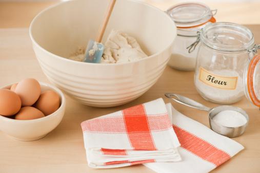 Apron「Dough in bowl」:スマホ壁紙(6)