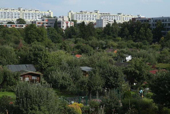 Apartment「Property Development Threatens Berlin Garden Colonies」:写真・画像(16)[壁紙.com]