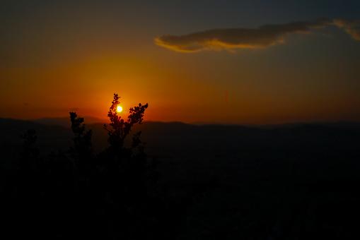太陽の光「Meditarranean Sun-Set」:スマホ壁紙(16)