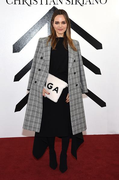 ニューヨークファッションウィーク「Christian Siriano - Front Row - February 2018 - New York Fashion Week」:写真・画像(4)[壁紙.com]