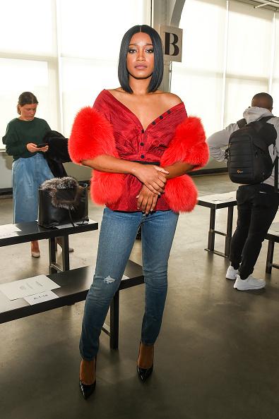 ニューヨークファッションウィーク「Hellessy - Front Row - February 2018 - New York Fashion Week」:写真・画像(10)[壁紙.com]