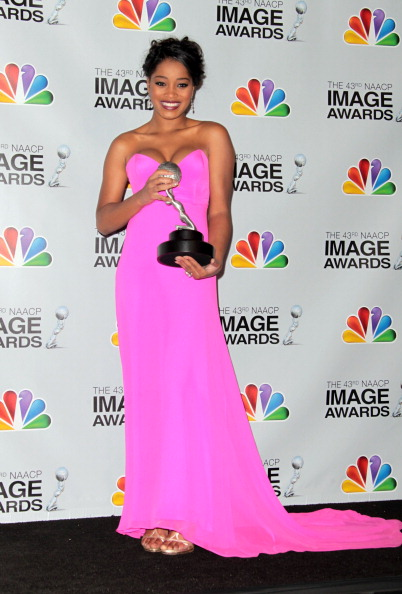 NAACP「43rd NAACP Image Awards - Press Room」:写真・画像(1)[壁紙.com]
