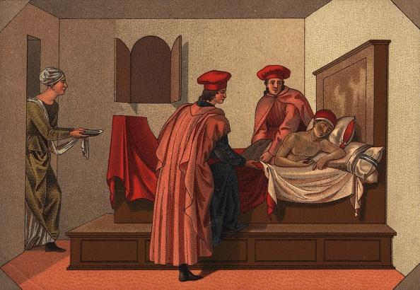 Medieval「Sickbed」:写真・画像(0)[壁紙.com]