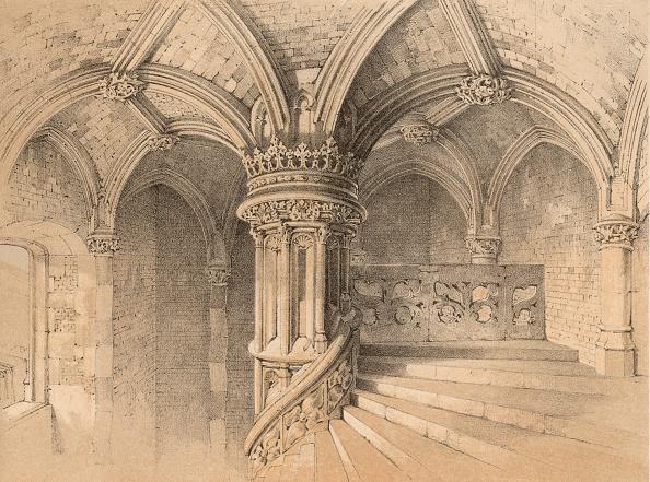 Castle「Staircase At  Blois」:写真・画像(11)[壁紙.com]