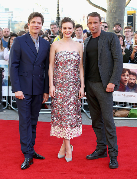 """Beige「""""Far From The Madding Crowd"""" - World Premiere - Red Carpet Arrivals」:写真・画像(7)[壁紙.com]"""