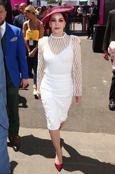 Melbourne Cup Carnival「Celebrities Attend Oaks Day」:写真・画像(18)[壁紙.com]