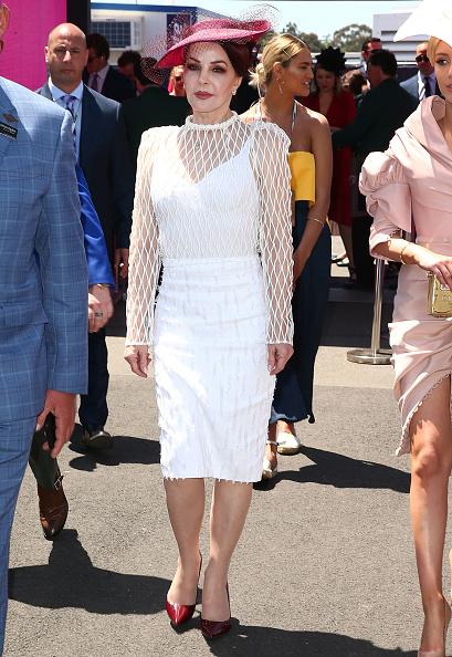 Crown Oaks Day「Celebrities Attend Oaks Day」:写真・画像(9)[壁紙.com]