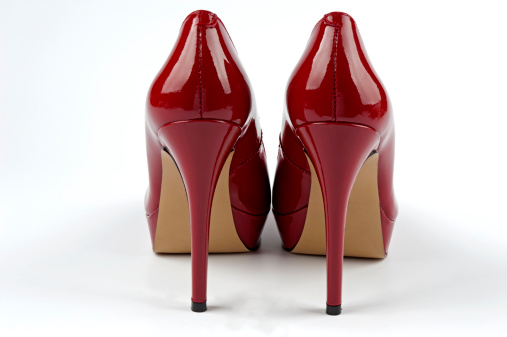 Sensuality「Sexy shiny red patent leather high heels stilettos shoes」:スマホ壁紙(14)