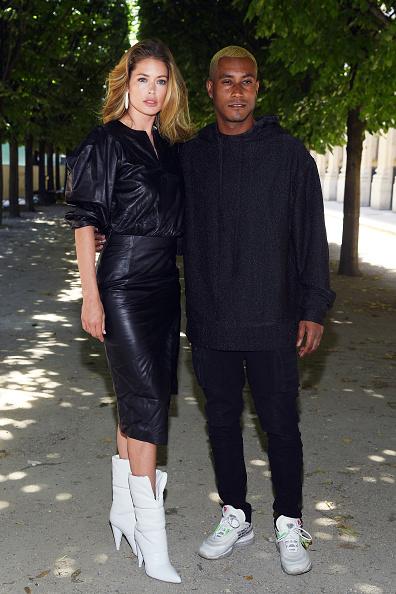 Menswear「Louis Vuitton: Front Row - Paris Fashion Week - Menswear Spring/Summer 2019」:写真・画像(13)[壁紙.com]