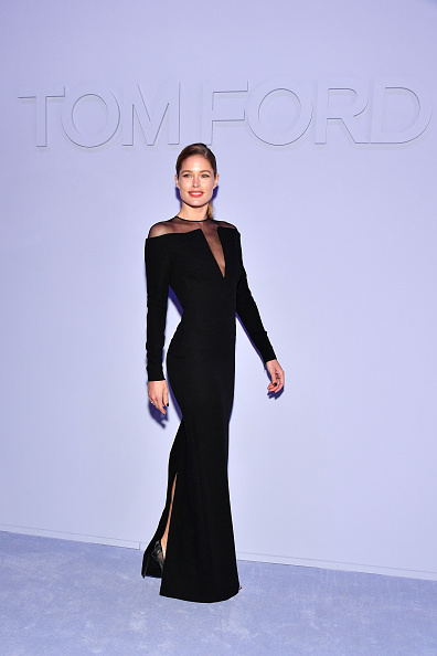 ニューヨークファッションウィーク「Tom Ford Women's - Arrivals - February 2018 - New York Fashion Week」:写真・画像(7)[壁紙.com]