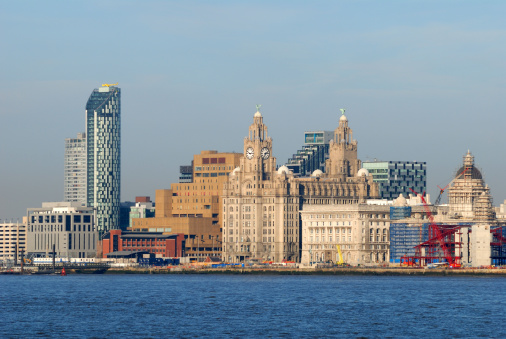 Liverpool - England「Liverpool Waterfront」:スマホ壁紙(19)
