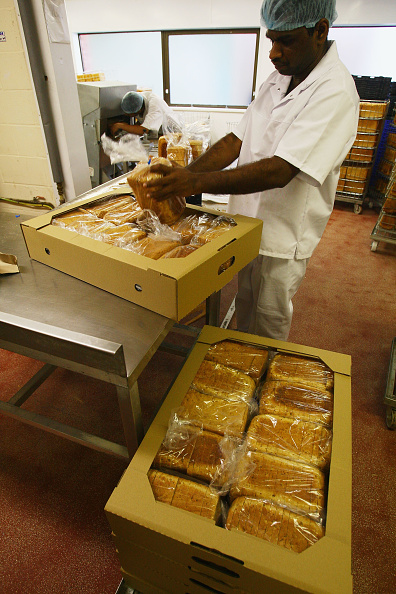 Loaf of Bread「Bakeries Feel The Pinch With Rising Costs Of Wheat」:写真・画像(2)[壁紙.com]