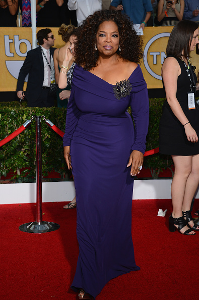Oprah Winfrey「20th Annual Screen Actors Guild Awards - Arrivals」:写真・画像(16)[壁紙.com]