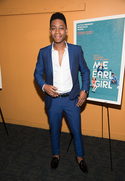 "Dave Kotinsky「""Me And Earl And The Dying Girl"" New York Premiere」:写真・画像(13)[壁紙.com]"